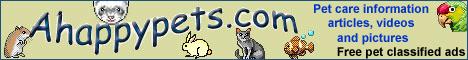AhappyPets Pet Care Information